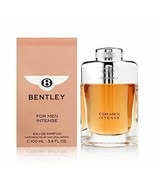 Bentley Intense Eau de Parfum for Men, 3.4 Fluid Ounce  - $36.95