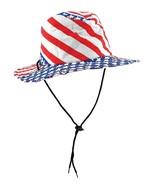 Patriotic Flag Hat (stars stripes design) Party Accessory (1 count) - $23.68