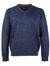 E-38 Italy Men's Slim Fit Luxury Wool Zip Up Pullover Hoodie Cardigan Sweater image 11