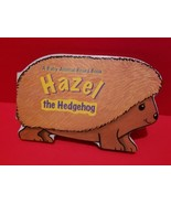 Education Gift Hazel The Hedgehog Board Book Read Fiction Animal Storybo... - $5.69