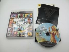 Grand Theft Auto V (PlayStation 3, 2013)  Complete in Box - CIB - $4.99