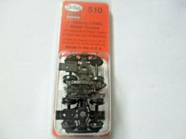 Kadee # 510 Andrews Metal Trucks With #148 Whisker Couplers 1 Pair HO Scale image 7