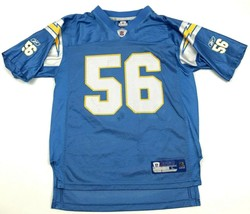 VINTAGE Reebok Shawne Merriman San Diego Chargers Football Jersey Youth ... - $23.53
