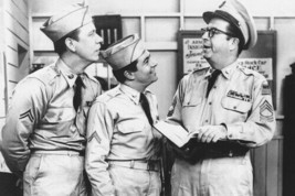 Phil Silvers vintage 4x6 inch real photo #451320 - $4.75