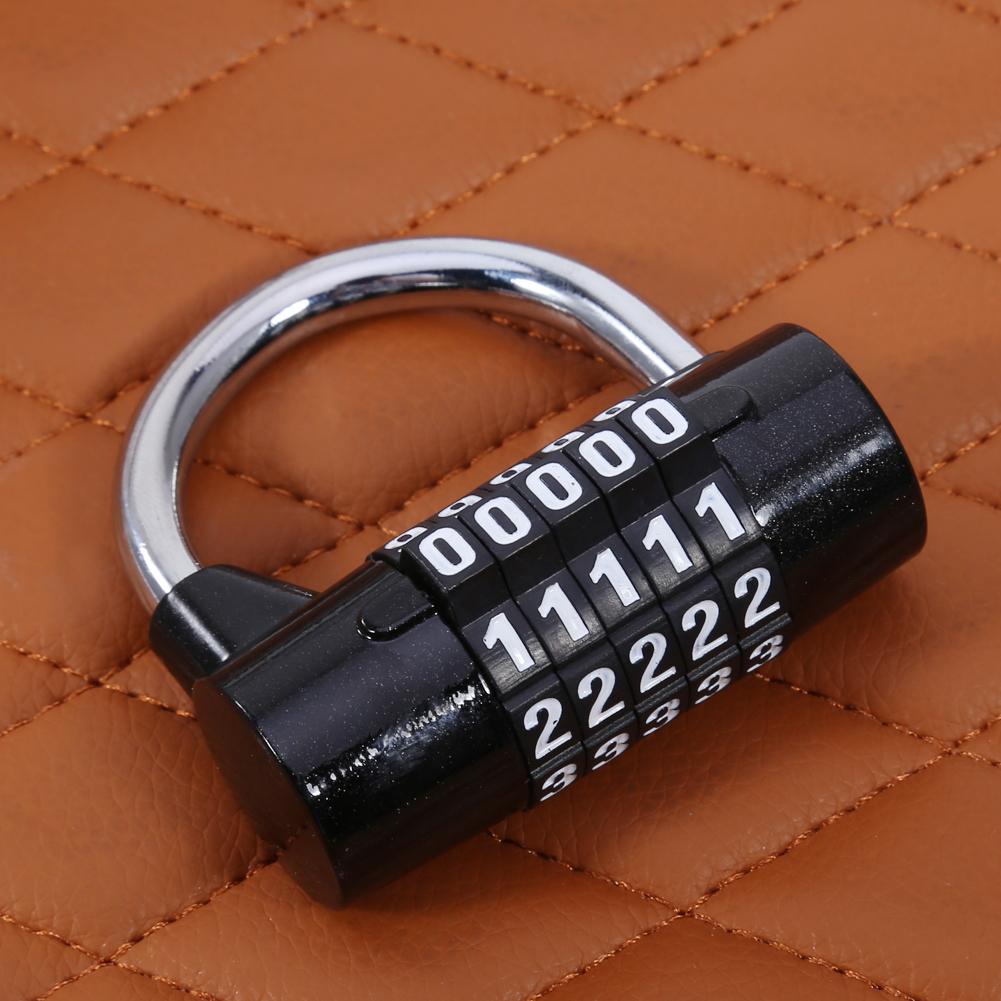 6da88f47024b Zinc Alloy 5 Dial Digit Number Travel and 50 similar items