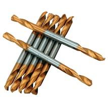"""Warrior 1/8"""" Titanium High Speed Steel Double-End Drill Bits 7 Piece - $11.76"""