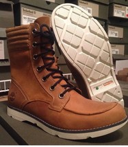 """Women's Timberland Sumter 6"""" Brown Tall Boots Style A12NW. Size:9m - $84.15"""