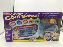Fishef Price Computer Cool School. New 3-6 Years - $48.00