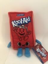 "Funko Pop Plush Kool-Aid Cherry Packet Red Plushies Foodies 8"" New - $16.95"