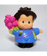 Fisher Price Little People PRINCE Build N Drive Carriage 2009 - $3.00