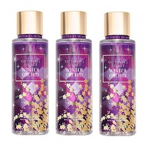 Victoria's Secret Winter Orchid Fragrance Mist 8.4 fl oz x3 - $43.99