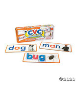 CVC Magnetic Word Strips - $33.72