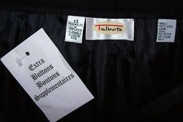 NEW/Tags Talbots Pants~Black~Sz 12~Retail Price $108.00~NWT~The Perfect Gift - $71.99
