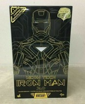 Hot Toys Movie Masterpiece 1/6 Scale Figure AVENGERS Iron Man 2.0 NEON T... - $487.08