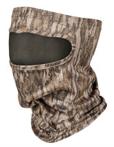 Camo Turkey Hunting Face Mask Head Net Mesh Duck Deer Camouflage Coverage Green image 3