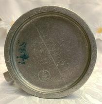 Vintage Drexel Institute of Technology Science Industry Art Pewter Mug 1891 image 7