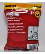 Shop VAC da Appendere Schiuma Manica Tipo cc Filtro 90526 - $9.18