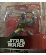 DISNEY INFINITY 3.0 Figure Zeb Orrelios Character Star Wars Rebels Seale... - $14.54