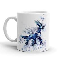 Dialga Pokemon Mug 11oz. Ceramic Tea Cup Color Changing Anime Coffee Mug Q483 - $12.20+