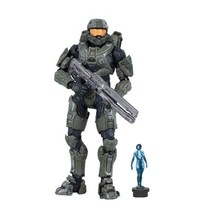 McFarlane Toys Halo 4 Series 2 - Master Chief with Railgun and Micro Ops... - $84.13
