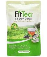 Fit tea 14 day tea detox fat burning  thumbtall