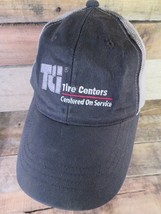 TCI Tire Centers Centered On Service Adjustable Adult Hat Cap - $9.89