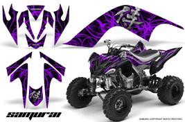 Yamaha Raptor 700 Graphics Kit Decals Stickers Creatorx Samurai Prb - $178.15