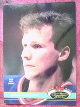 ICE  HOCKEY  TOPPS 1991  #222  BRIAN  MULLEN - $0.99