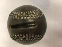 Silverplated Baseball Bank by Hobby Horse Made in China - $31.67