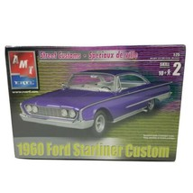 AMT ERTL 1960 Ford Starliner Street Custom Kit 1:25 Scale Model Car 31896 - $39.99