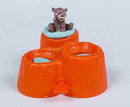 Mc Donalds Disney Brother Bear Koda On Geyser Happy Meal Toy Figure 2003 - $6.92