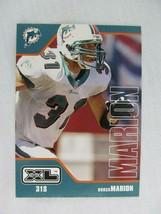 Brock Marion Miami Dolphins 2002 Upper Deck Football Card 237 - $0.98