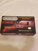 Vintage 1980'S Nintendo Nes System Action Set Box Near Mint - Working No Manuals - $346.49