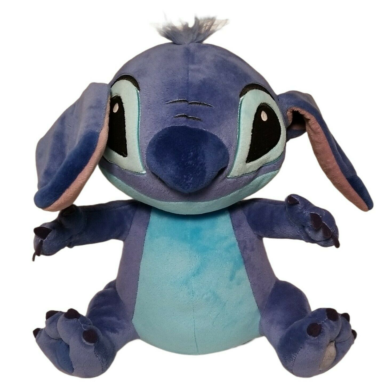 "Stitch Plush Authentic Disney Store Lilo & Stitch Stuffed Animal Alien Toy 15 "" - $19.79"