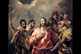 Disrobing of Christ by El Greco #2 - Art Print - $19.99+