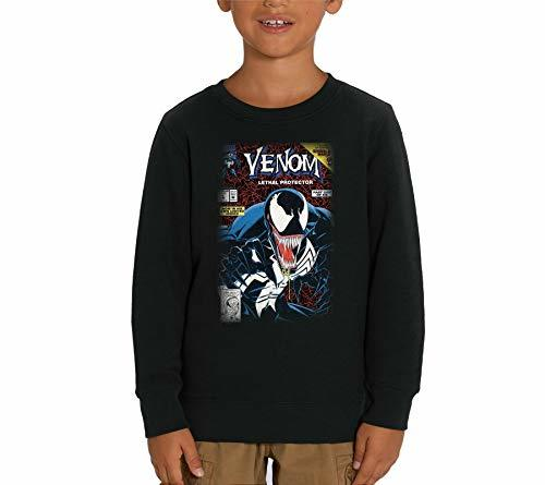 Primary image for Venom Comic Book Black Children's Unisex Sweatshirt