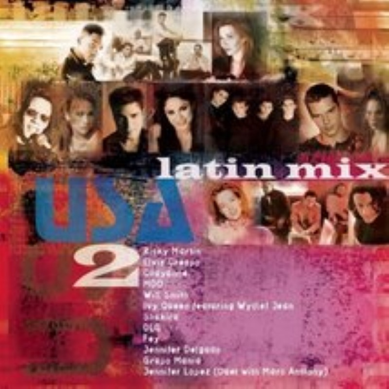 Latin Mix Usa 2 by Various Artists Cd