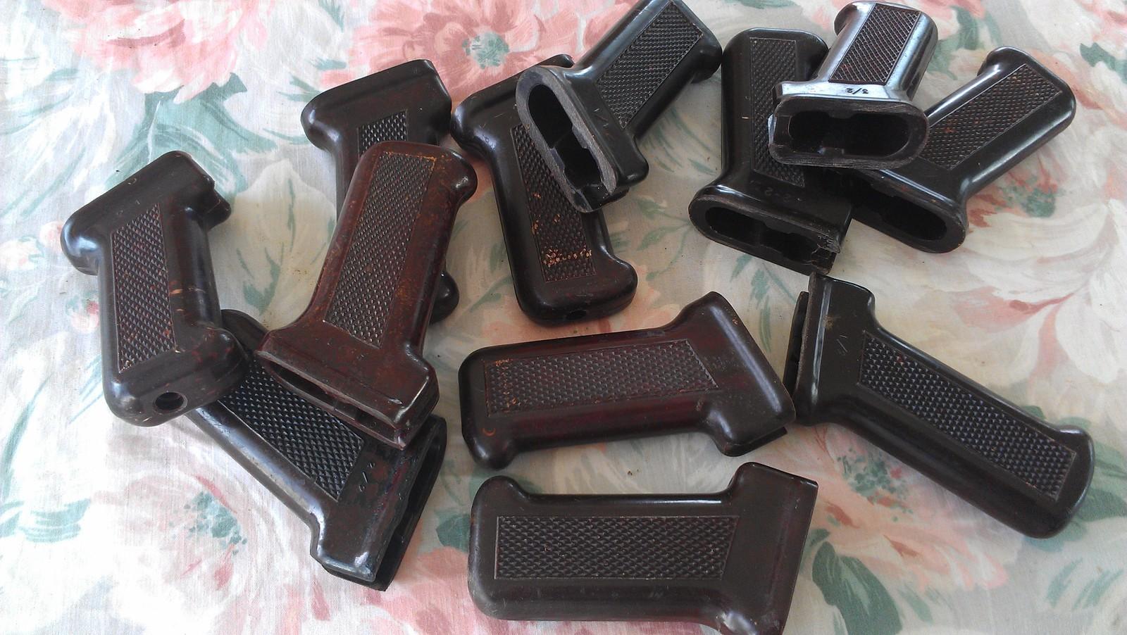 Genuine Russian Izhmash Bakelite Pistol Grip and 50 similar