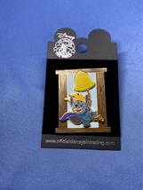 Blue Alien Stitch Invades Series Hunchback of Notre Dame Disney Pin quas... - $19.99
