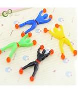10pcs / lot  Climbing Sticky Toys Climbing Walls Humanoid Nostalgic Chil... - $13.49