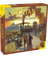 Catan Histories: Settlers of America - $63.99
