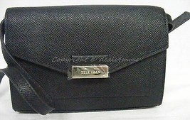 NWT Cole Haan Amalia Mini Smartphone Crossbody Bag in Black Saffiano Leather - $115.00