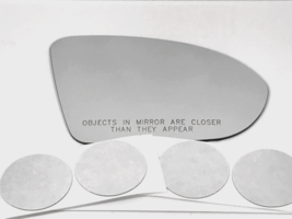 Fits 16-19 Cruze,18-19 Regal Right Pass Mirror Glass Lens w/Adhesive Pads - $25.69