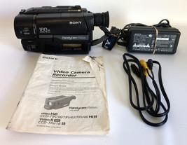Sony Handycam CCD-TRV16 Video8 8mm Camcorder Camera Stereo Video Transfe... - $99.99