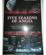 Buffy the Vampire Slayer's Angel: Five Seasons of Angel - $8.00