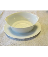 Vintage Noritake Snowville Two Sided Gravy Boat 6543 - $9.99