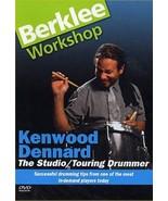 Kenwood Dennard - The Studio/Touring Drummer: Successful Drumming Tips f... - $10.49