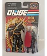 GI Joe 25th Foil Iron Grenadiers Leader Destro 2007 Hasbro - $16.82