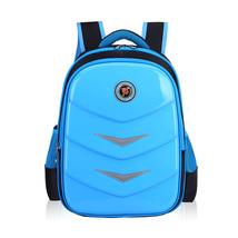 PU waterproof burden reduce grade 3-6 students children backpack - $29.00