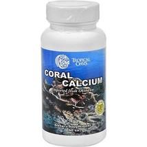 Tropical Oasis Coral Calcium - 60 Capsules - $16.00